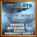 Ice Pilots Fly The Series S1 E13 Eureka Emergency Supply