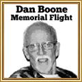 Dan Boone Memorial Flight 2012