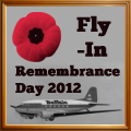 Remembrance Day Fly-In 2012 Award