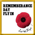 Rememberance Day Flight