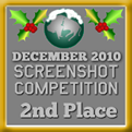 2nd Place - Screenshot Competition! (December 2010)