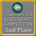 2nd Place - Screenshot Competition! (February 2011)