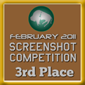 3rd Place - Screenshot Competition! (February 2011)