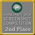 2nd Place - Screenshot Competition! (January 2011)