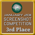 3rd Place - Screenshot Competition! (January 2011)