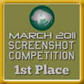 1st Place - Screenshot Competition! (March 2011)