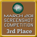 3rd Place - Screenshot Competition! (March 2011)