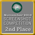 2nd Place - Screenshot Competition! (November 2010)