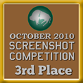 3rd Place - Screenshot Competition! (October 2010)