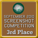3rd Place - Screenshot Competition! (September 2010)