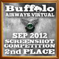 September 2012 Screen 2nd place