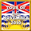 This Member Has Flown The British Columbia Tour!