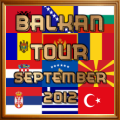 Balkan Tour September 2012 Award