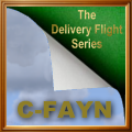 C-FAYN Delivery Flight Series