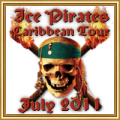 Ice Pirates Caribbean Tour July 2011