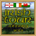 Irish Tour January 2012