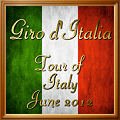 ITALIAN TOUR JUNE 2012 AWARD