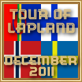 Tour of Lapland December 2011