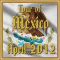 Tour of Mexico April 2012