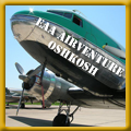Awarded for flying the Oskosh flights in the DC3