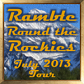 Ramble Round the Rockies July 2013 Tour