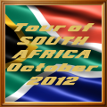 South African tour award October 2012