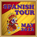 SPANISH TOUR AWARD MAY 2012