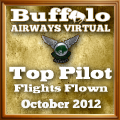 October 2012 Top Flights award