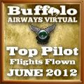 June 2012 Top Flights Award