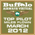 MAR 2012 - TOP MILES FLOWN