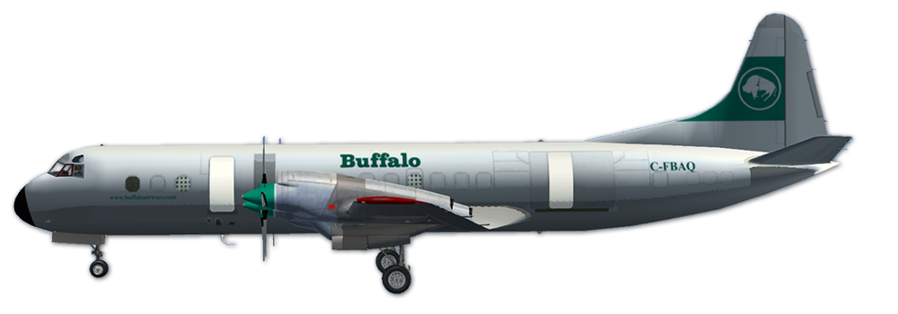 Fleet - Buffalo Airways Virtual