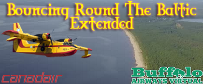 Bouncing Round The Baltic Extended