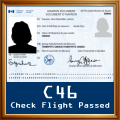 C-46 Check Flight Award