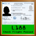 L-188 Check Flight Award