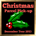 Christmas Parcel Pick-up December 2013 Tour