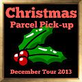 Christmas Parcel Pick-up December 2013 Tour