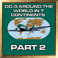 DC-3 AROUND THE WORLD IN 7 CONTINENTS PART 2 AWARD