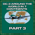DC-3 AROUND THE WORLD IN 7 CONTINENTS PART 3 AWARD