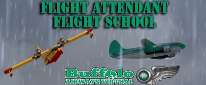 Flight Attendant Flight School