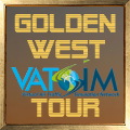 Golden West Vatsim Tour