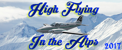 High Flying in the Alps 2017