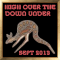 High Over The Down Under Tour of Eastern Australia September 2013 Award