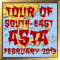 Tour of South-East Asia February 2013