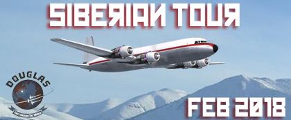 Siberian Tour Feb 2018