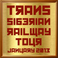 Trans Siberian Railway Tour January 2013