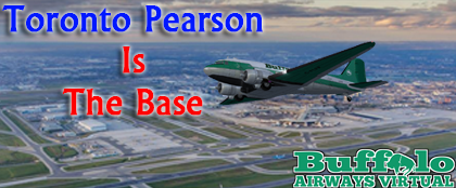 Toronto Pearson Is The Base