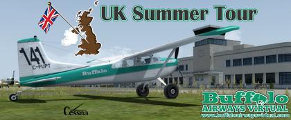 UK SUmmer Tour