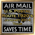U.S. Postal Route 1920's January 2014 Tour