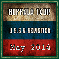 Buffalo Tour U.S.S.R. revisited May 2014