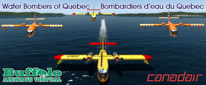 Bombardiers d'eau du Quebec